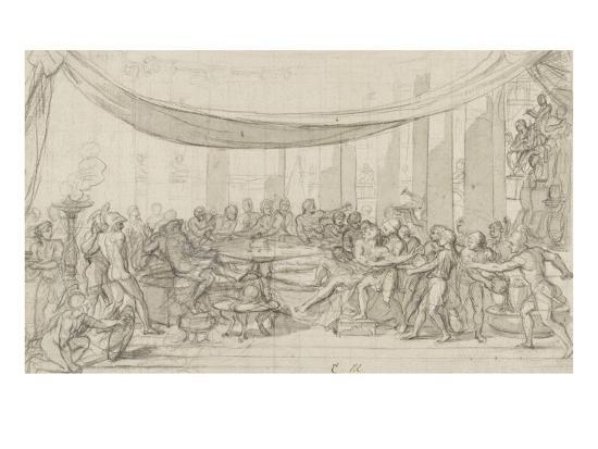 charles-le-brun-le-dernier-banquet-d-alexandre