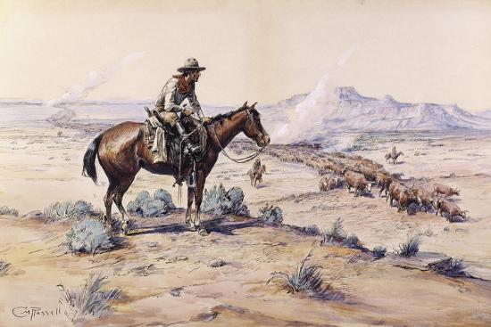 charles-marion-russell-the-trail-boss