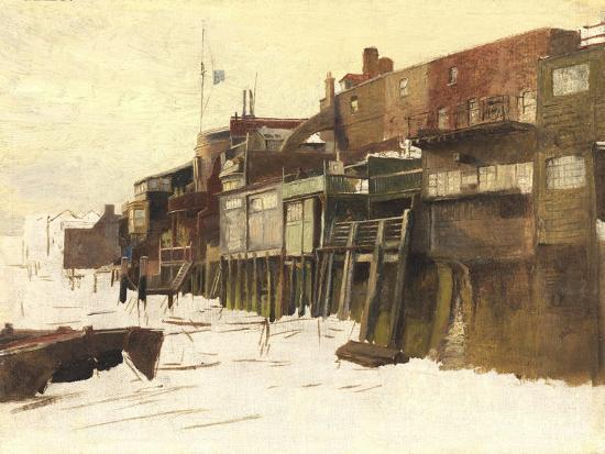 charles-napier-hemy-sketch-for-london-river-c-1875