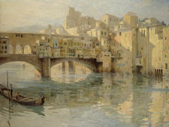 charles-oppenheimer-ponte-vecchio-florence-c-1910