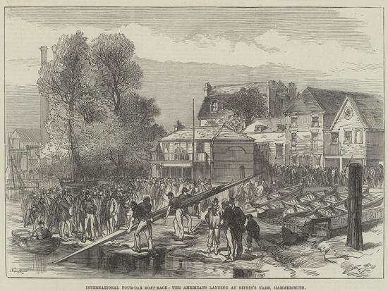 charles-robinson-international-four-oar-boat-race-the-americans-landing-at-biffin-s-yard-hammersmith