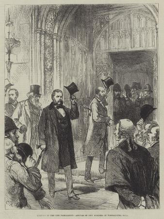 charles-robinson-meeting-of-the-new-parliament-arrival-of-new-members-in-westminister-hall