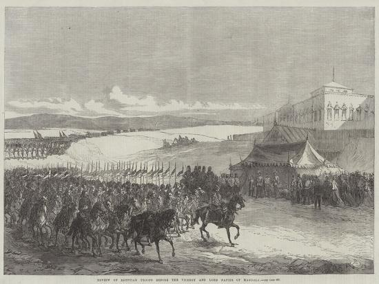 charles-robinson-review-of-egyptian-troops-before-the-viceroy-and-lord-napier-of-magdala