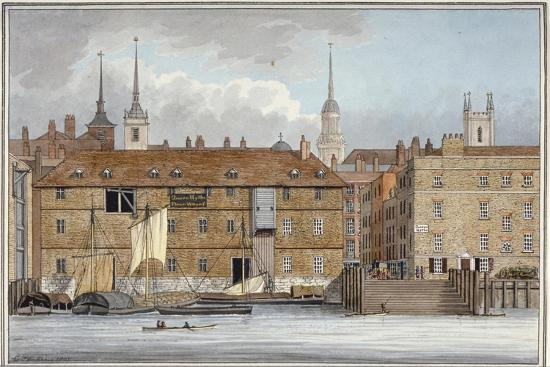 charles-tomkins-queenhithe-flour-wharf-city-of-london-1801