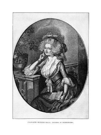 charlotte-princess-royal-duchess-of-wurtemberg-19th-century