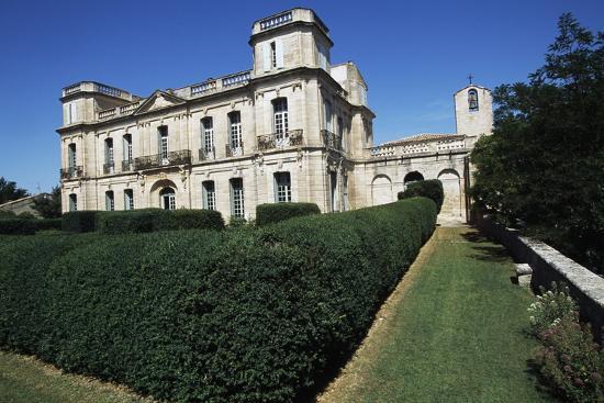chateau-d-assas-18th-century-languedoc-roussillon-france