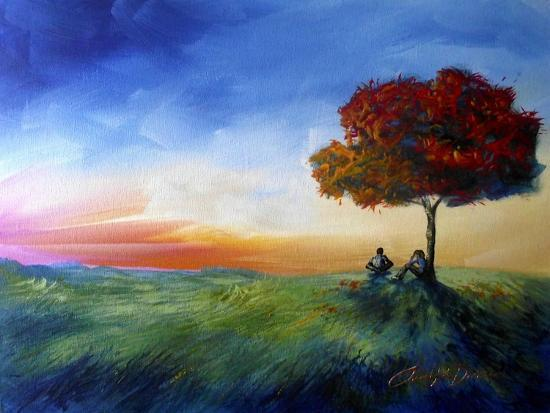 cherie-roe-dirksen-sitting-under-a-tree
