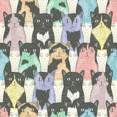 cherry-blossom-girl-seamless-pattern-with-cute-cats-for-children