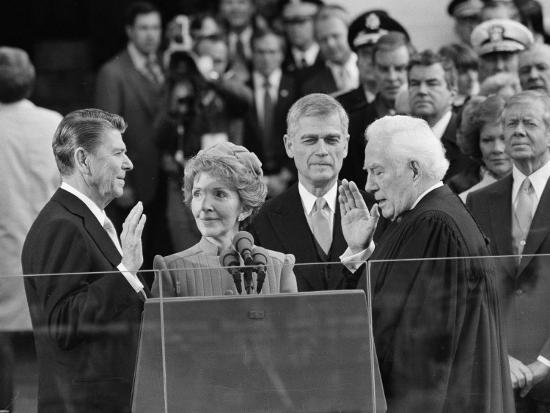 chief-justice-warren-burger-administers-the-oath-of-office-to-ronald-reagan-january-20-1981