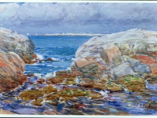 childe-hassam-duck-island-isles-of-shoals-1906