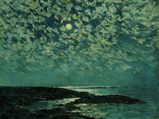 childe-hassam-moonlight-isle-of-shoals-1892