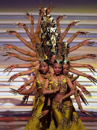 chinese-dancers-perform-during-a-dress-rehearsal-for-the-54th-miss-world-contest-in-sanya