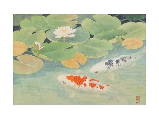 chingkuen-chen-a-couple-under-lotus-ii