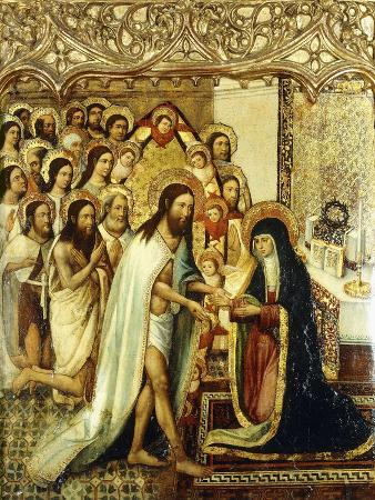 christ-presenting-the-redeemed-of-the-old-testament-to-his-mother