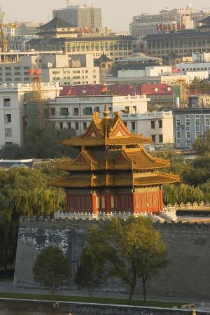 christian-kober-a-watch-tower-on-the-wall-of-the-forbidden-city-palace-museum-beijing-china-asia