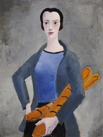 christopher-wood-girl-with-bread-1926