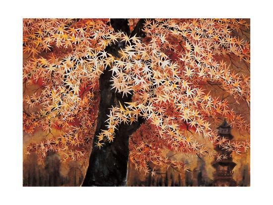 chuankuei-hung-maple-leaves