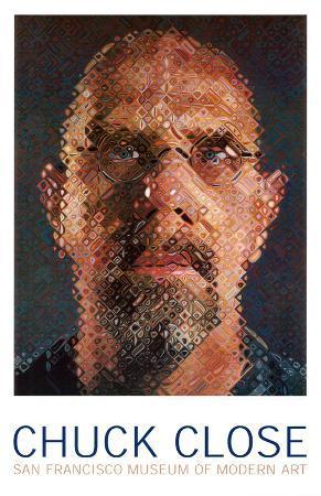 chuck-close-self-portrait-2000-2001