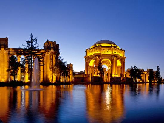 chuck-haney-panoramic-of-the-palace-of-fine-arts-at-dusk-in-san-francisco-california-usa