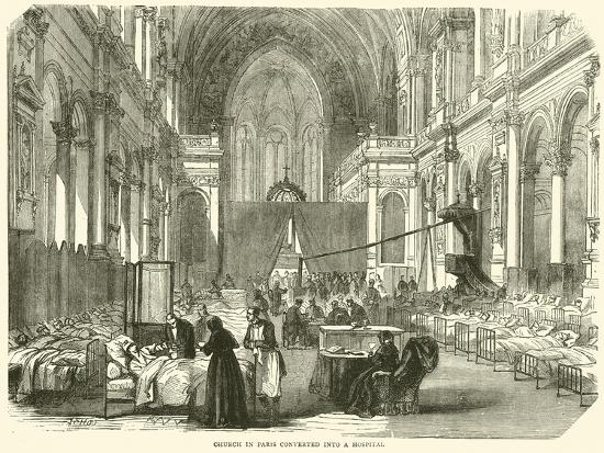 church-in-paris-converted-into-a-hospital-november-1870