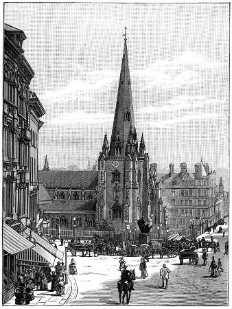 church-of-st-martin-in-the-bull-ring-birmingham-west-midlands-1887