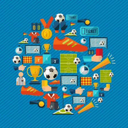 cienpies-design-soccer-champions-icons-set-shape-circle-organized-in-layers-for-easy-editing