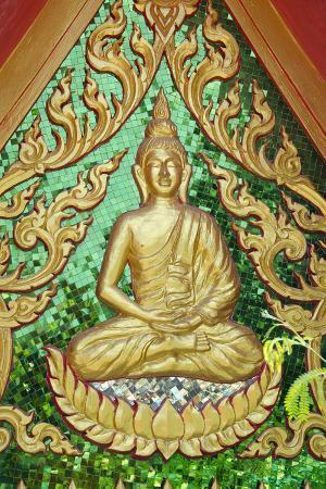 cindy-miller-hopkins-big-buddha-temple-roof-detail-fan-island-wat-phra-yai-ko-samui-thailand