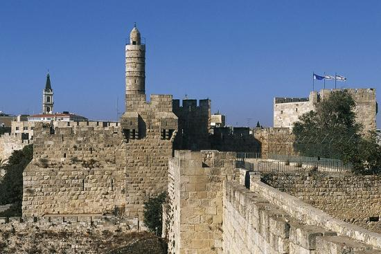 citadel-and-tower-of-david-founded-in-2nd-century-bc