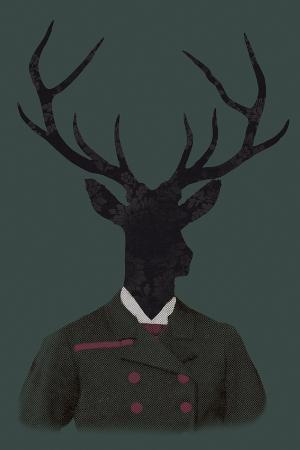 clara-wells-deer-man