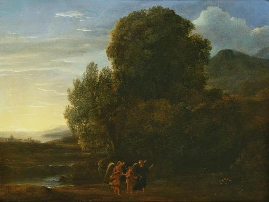 claude-lorraine-landscape-with-st-john-the-baptist