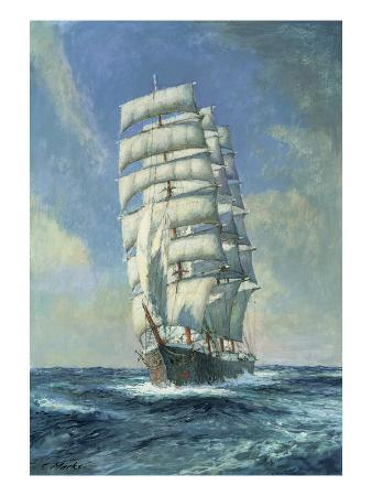 claude-marks-unnamed-clipper-ship