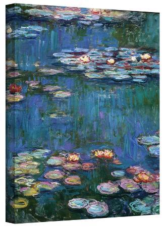 claude-monet-claude-monet-water-lilies-wrapped-canvas-art