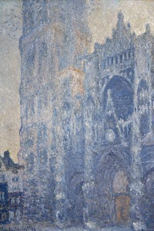 claude-monet-rouen-cathedral-morning-effect