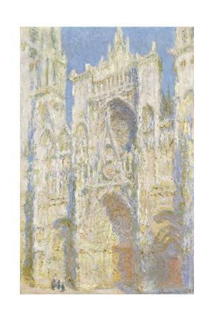 claude-monet-rouen-cathedral-west-facade-sunlight-1894