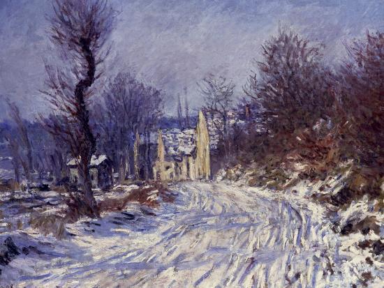 claude-monet-route-de-giverny-en-hiver-1885