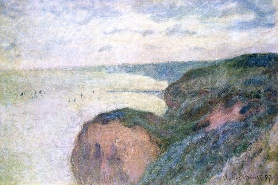 claude-monet-steep-cliffs-near-dieppe-1897