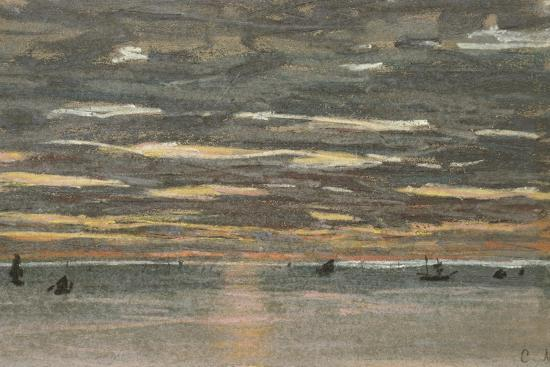 claude-monet-sunset-at-sea-1865-1870
