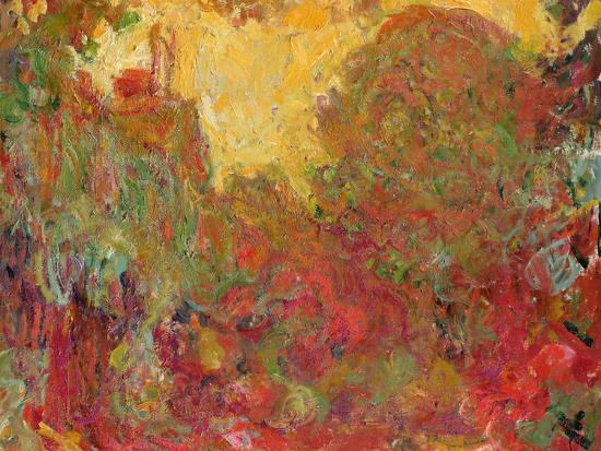 claude-monet-the-house-seen-from-the-rose-garden-1922-24