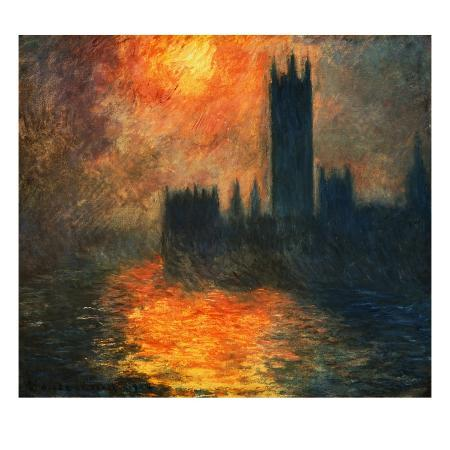 claude-monet-the-parliament-sunset