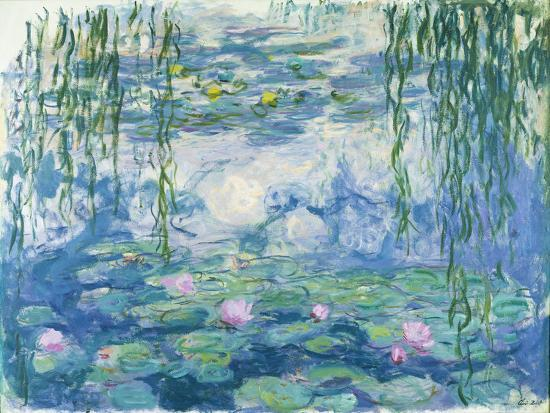 claude-monet-waterlilies-1916-19