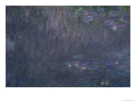 claude-monet-waterlilies-reflections-of-trees-detail-from-the-left-hand-side-1915-26