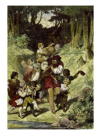clemens-brentano-the-pied-piper-of-hamelin