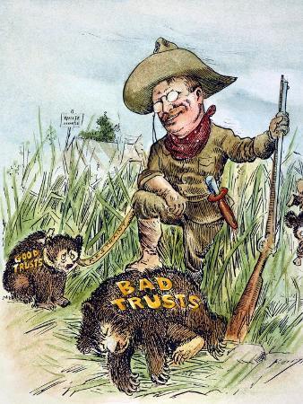 clifford-k-berryman-t-roosevelt-cartoon-1909