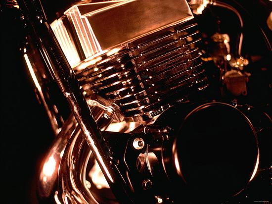 close-up-of-shiny-new-motorcycle-engine