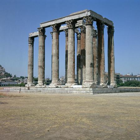 cm-dixon-temple-of-olympian-zeus-in-athens-2nd-century-bc