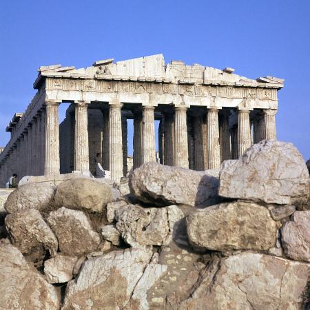 cm-dixon-the-parthenon-5th-century-bc