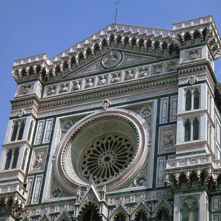 cm-dixon-west-front-of-the-basilica-di-santa-maria-del-fiore-15th-century