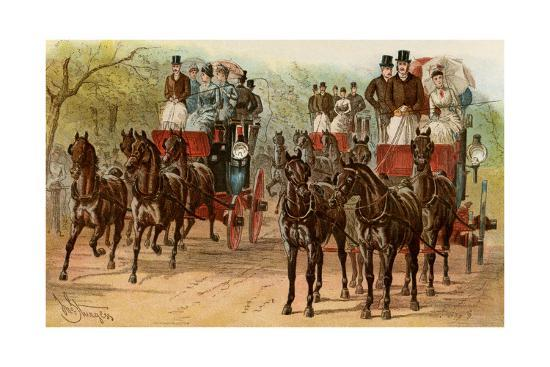 coaches-and-horse-teams-of-upperclass-londoners-1880s