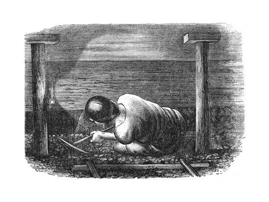coal-miner-working-a-narrow-seam-c1864