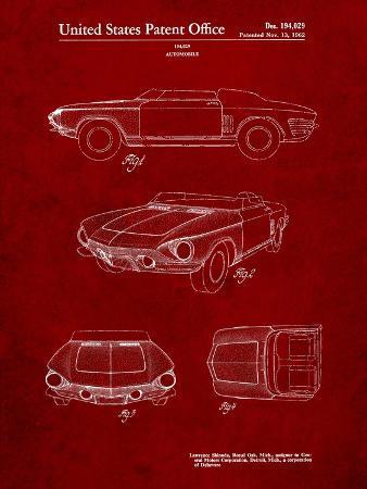 cole-borders-1962-chevrolet-covair-super-spyder-concept-patent-print